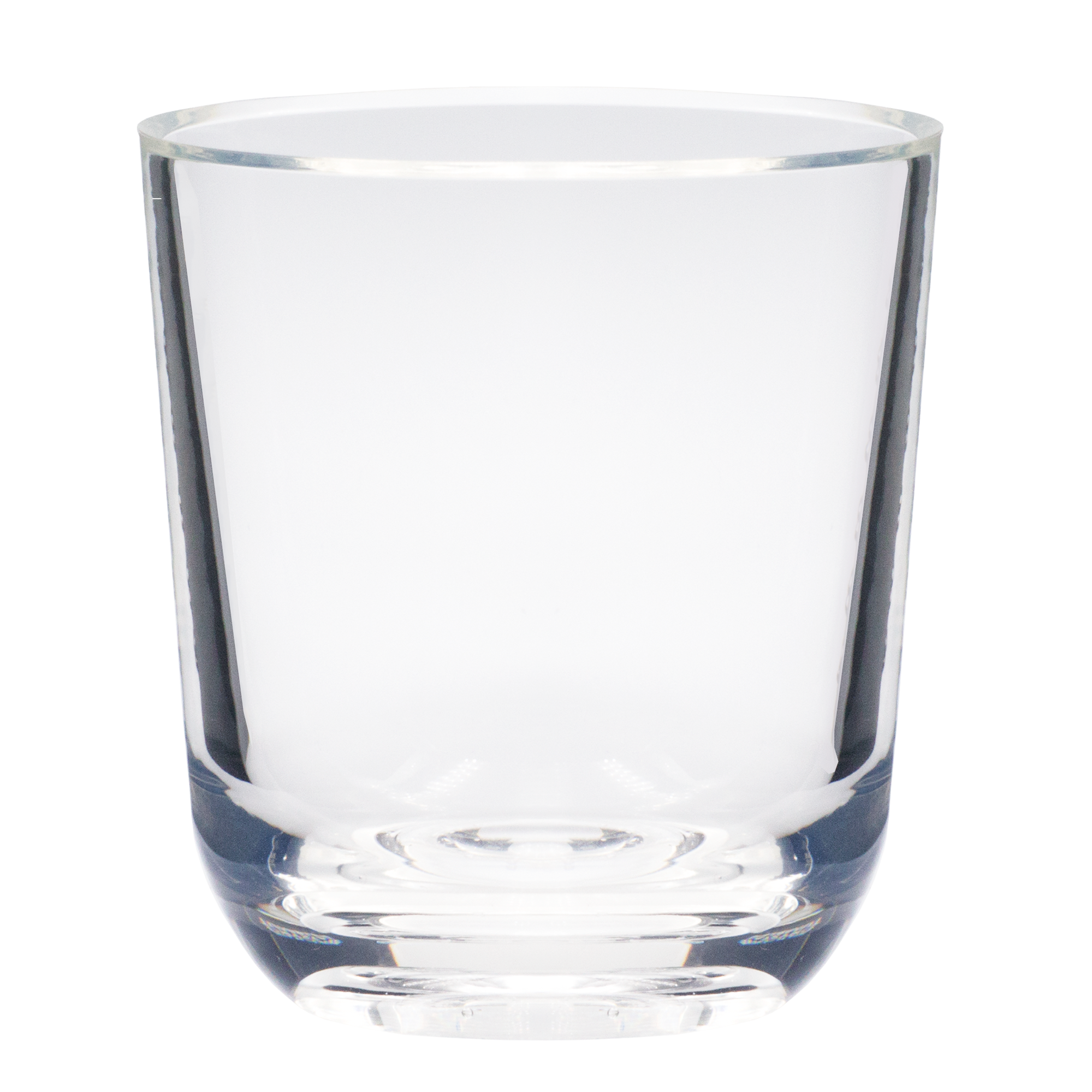 SILICONE CRYSTAL TUMBLER